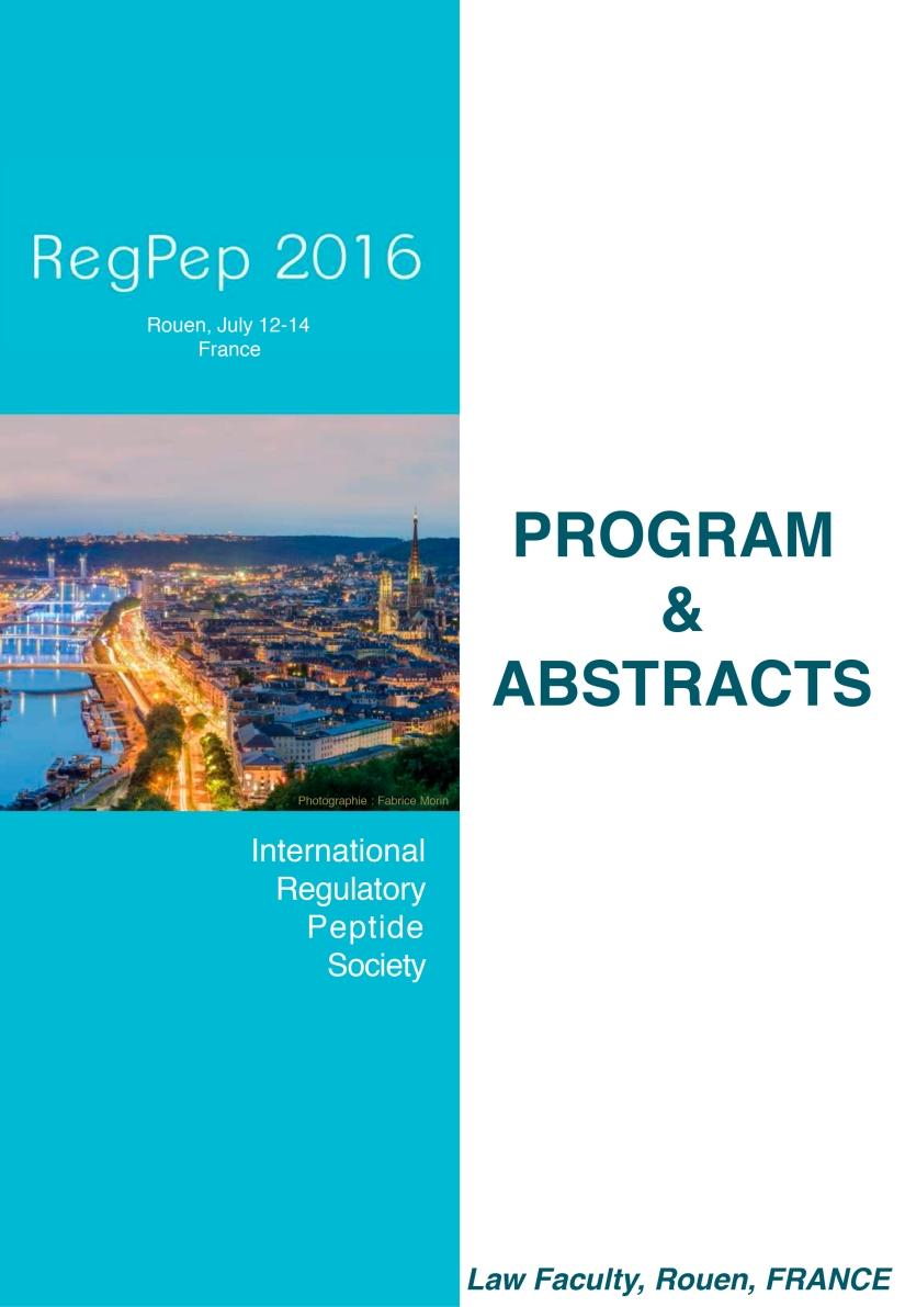 RegPep2016 - LIVRET-1